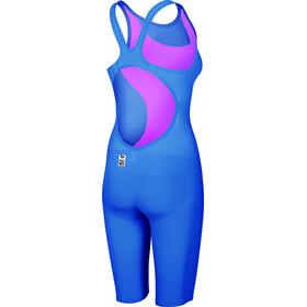 arena Powerskin R-Evo One Traje de Baño Mujer, blue/powder pink